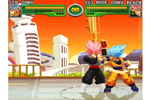 Hyper Dragon Ball Z Champions Edition PC Full Online ...