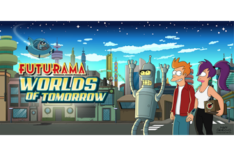Most popular Android apps this week: Futurama Worlds of ...