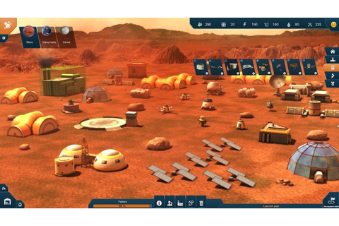 Earth Space Colonies | macgamestore.com