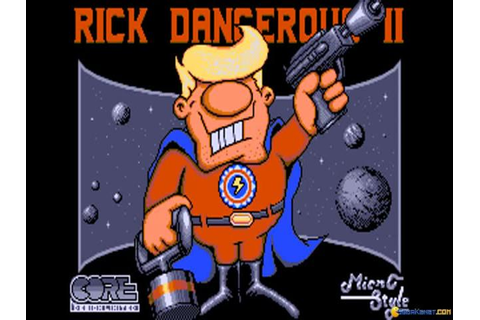 Rick Dangerous 2 download PC
