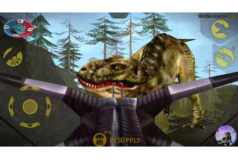 Carnivores Dinosaur Hunter | Hunting T-Rex with X-Bow ...