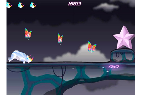 Free Online Games Robot Unicorn Attack