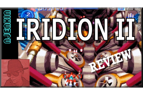 Iridion II - on the GBA - with Commentary !! - YouTube