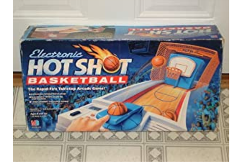 Amazon.com: Hotshot Basketball: Toys & Games
