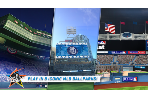 MLB.com Home Run Derby VR - Android Apps on Google Play