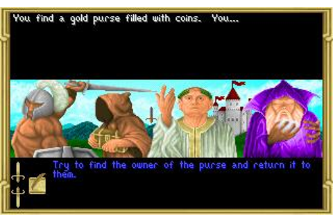 Challenge of The Five Realms Download (1992 Role playing Game)