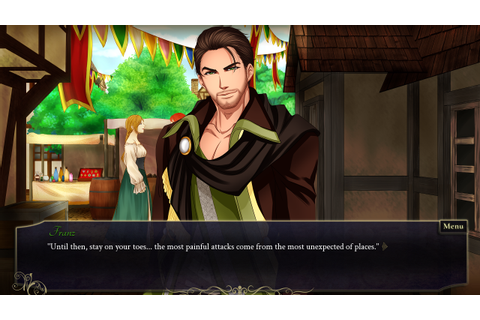 Chess of Blades (BL Visual Novel) (RELEASED!) by Argent Games