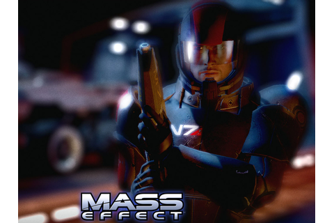 wallpapers: Mass Effect Wallpapers