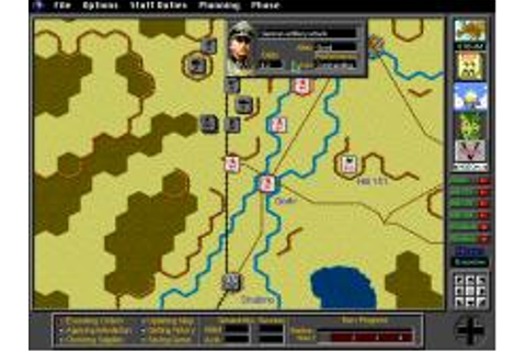V for Victory: Velikye Luki Download (1992 Strategy Game)
