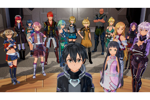 Sword Art Online: Fatal Bullet – Nuevos Screenshots ...