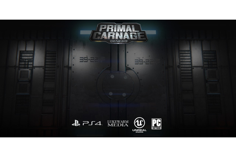 Primal Carnage: Genesis announced for PlayStation 4, PC ...