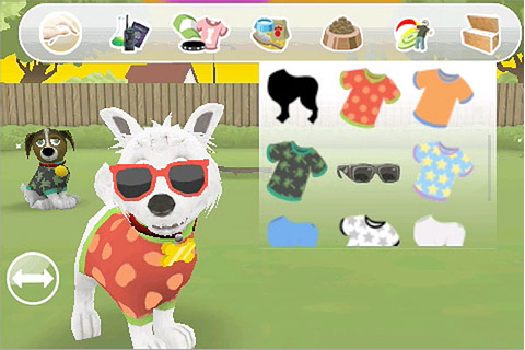 Touch Pets Dogs: Virtual Pets Go Walkies on the iPhone ...