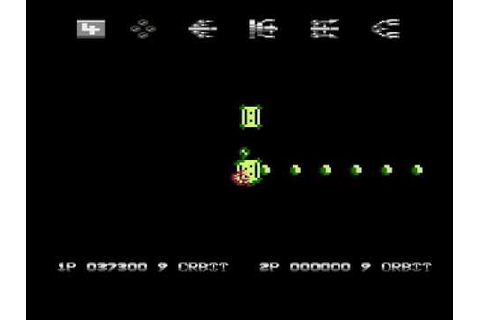 Zybex (Atari game, walkthrough, high score) - part 1 of 3 ...