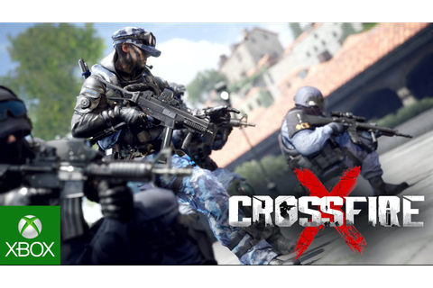 CrossfireX First Gameplay Teaser at X019