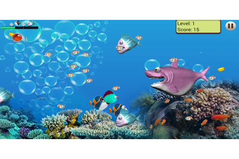 Feeding Fish - Eat Fish Game - Android Apps on Google Play