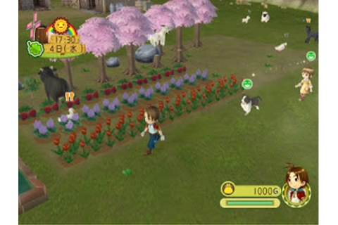Harvest Moon: Animal Parade — Game Review – BlogScratch ...
