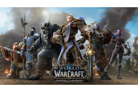 Battle for Azeroth Becomes Fastest Selling Expansion in ...