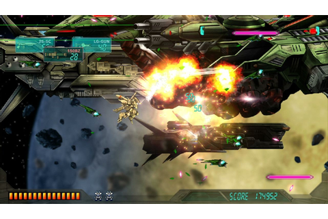 Old School Mech Shooter Assault Suit Leynos Explodes onto ...