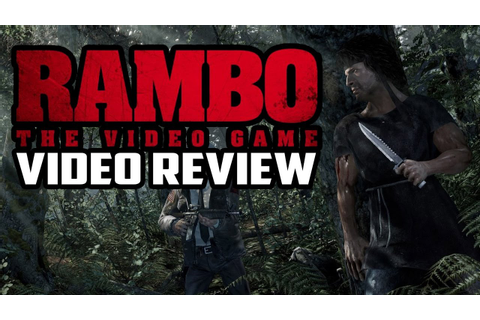 Rambo: The Video Game PC Game Review - YouTube