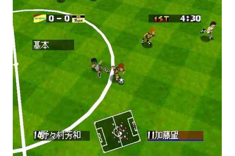N64 - Nintendo 64 - J-League Eleven Beat 1997 (Japan).mp4 ...