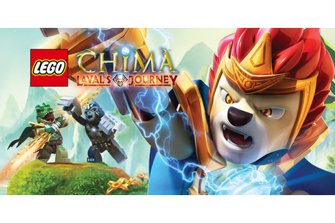 LEGO Legends of CHIMA: Laval's Journey | Nintendo 3DS ...