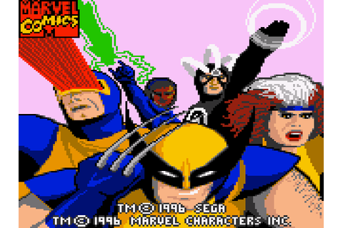X-Men - Mojo World Screenshots | GameFabrique