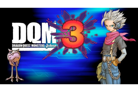 Dragon Quest Monsters: Joker 3 gets first review in ...