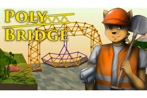 Poly Bridge Review - Polygone Puzzle Game - YouTube