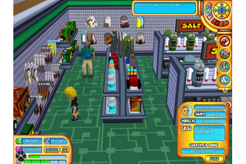 Mall Tycoon 3 Game - Free Download Full Version For Pc