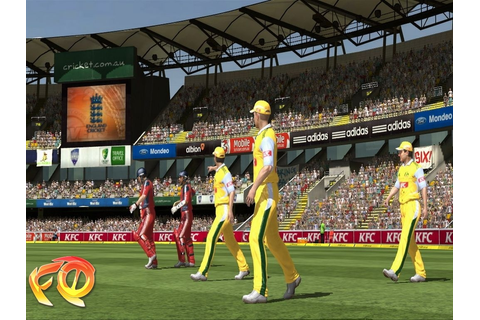 Ashes Cricket 2009 Game Free Download Full Version For PC ...