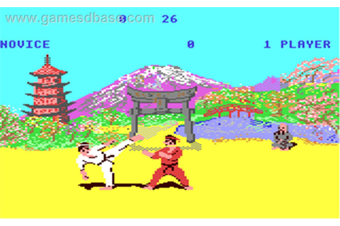 The Way of The Exploding Fist (Commodore 64) | Games ...