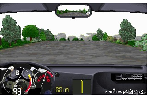 Network Q RAC Rally (DOS) Game Download