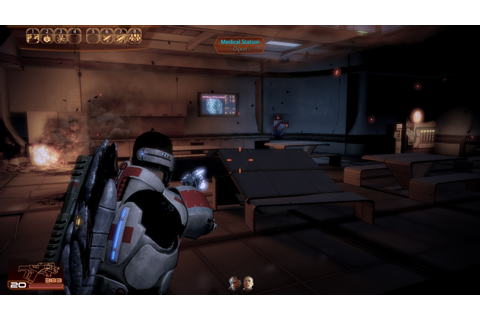 Mass Effect 2: Lair of the Shadow Broker Screenshots for ...