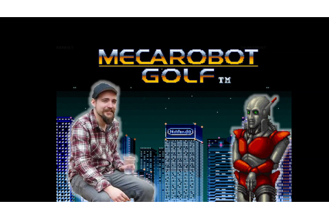 MecaRobot Golf 2 - YouTube