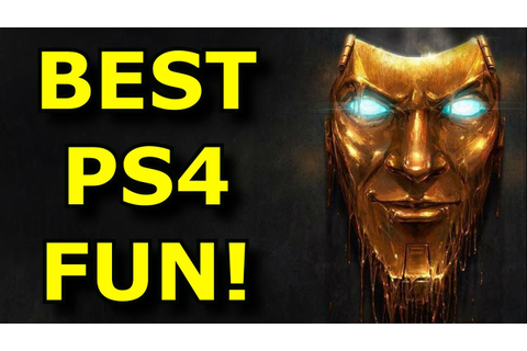TOP 10 Best 2 Player PS4 Games! - YouTube