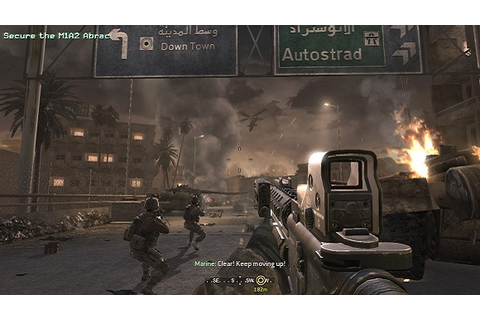 Call of Duty 4: Modern Warfare PC Game Full Mediafire Download