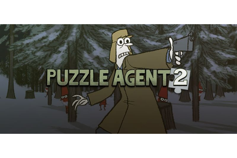 "Winter games: ""Puzzle Agent 2"" (PC) 