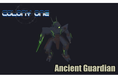 Updated Ancient Guardian Boss news - Colony One - Indie DB