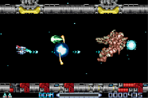 R-Type 3: The Third Lightning - Symbian game. R-Type 3 ...
