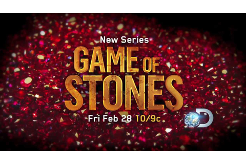 Game of Stones by Discovery Channel - YouTube