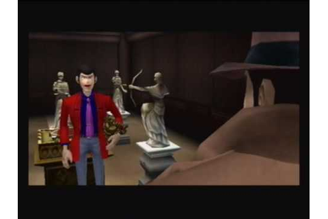 Lupin III (PS2) (Chapter 1) (Part 3/3) - YouTube