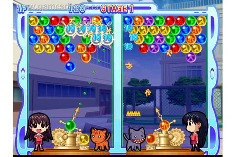 Puzzle Bobble Game Free Download - Game Maza