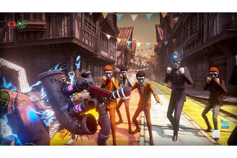 We Happy Few Game Preview available now on the Xbox Store