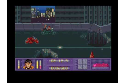 Akira - Amiga games to avoid. - YouTube