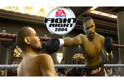 Fight Night 2004 - Gameplay Original Xbox / Ps2 (Release ...