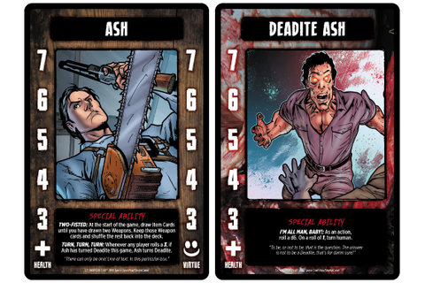 New Images from the Evil Dead 2 Board Game - Dread Central