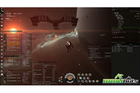 EVE Online Review 2015 | MMOHuts