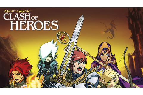 Buy Might & Magic Clash of Heroes™ - Microsoft Store en-CA