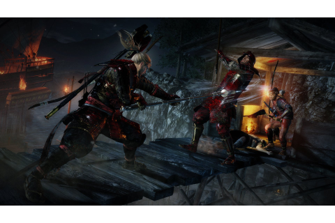 PS4 Exclusive NiOh Gets New Official 1080p Screenshots and ...