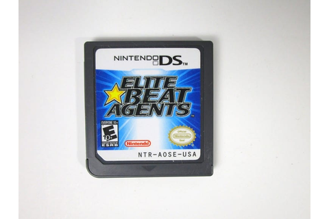 Elite Beat Agents game for Nintendo DS (Loose) | The Game Guy